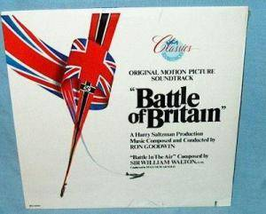 Ron Goodwin: Battle Of Britain - Cover