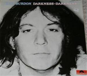 Cover - Eric Burdon: Darkness - Darkness