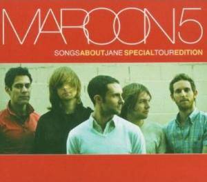 Maroon 5: Songs About Jane (Special Tour Edition) (CD) - Bild 1