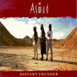 Aswad: Distant Thunder - Cover