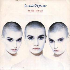 Sinéad O'Connor: Three Babies - Cover