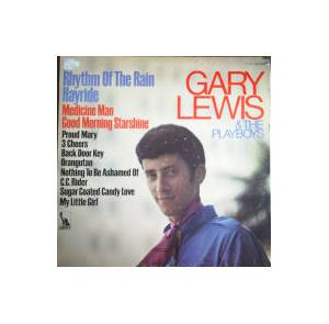 Cover - Gary Lewis & The Playboys: Rhythm Of The Rain / Hayride