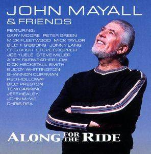 John Mayall: Along For The Ride - Cover