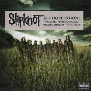 Slipknot: All Hope Is Gone (CD) - Bild 1