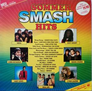 Sommer Smash Hits - Cover
