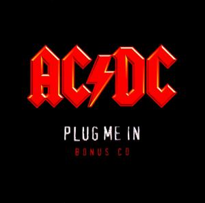 AC/DC: Plug Me In - Cover
