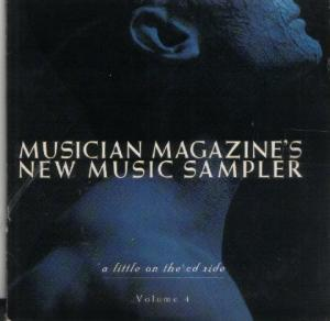 Musician Magazine's New Music Sampler: a little on the cd side Volume 4 - Cover