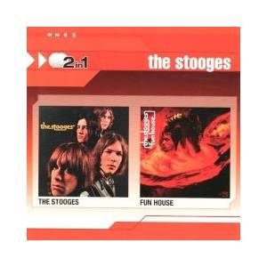 Cover - Stooges, The: Stooges / Fun House, The