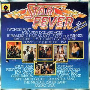 Star Fever - Cover