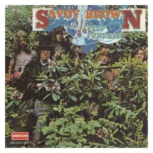Cover - Savoy Brown: Step Further, A