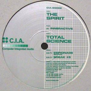Cover - Total Science: Inneractive / Espionage