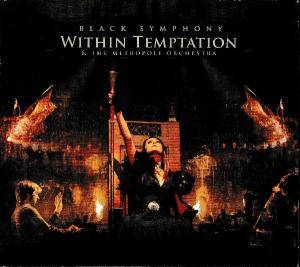 Within Temptation: Black Symphony (2-CD) - Bild 1