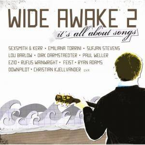 Cover - Sexsmith & Kerr: Wide Awake 2 »  It's All About Songs