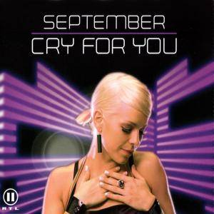 September: Cry For You - Cover