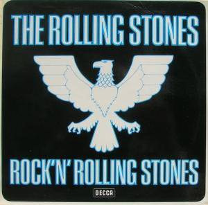 The Rolling Stones: Rock'n'Rolling Stones - Cover