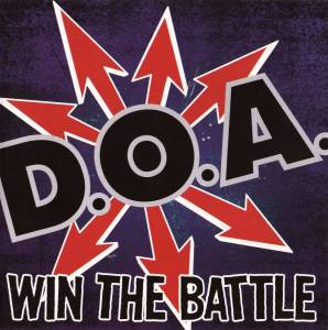 Cover - D.O.A.: Win The Battle