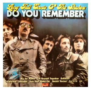 Cover - Long Tall Ernie & The Shakers: Do You Remember