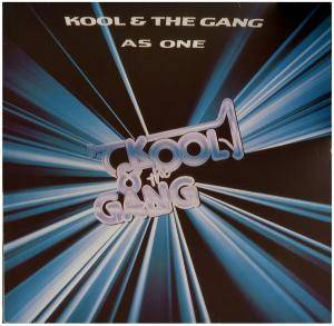 Kool & The Gang: As One - Cover