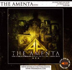 The Amenta: nOn - Cover