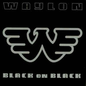 Waylon Jennings: Black On Black - Cover