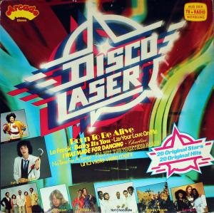 Disco-Laser - Cover