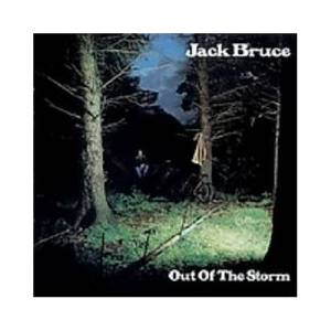 Jack Bruce: Out Of The Storm - Cover
