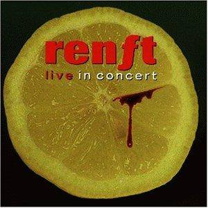 Cover - Renft: Live In Concert