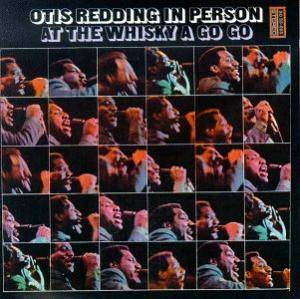 Otis Redding: In Person At The Whisky A Go Go - Cover