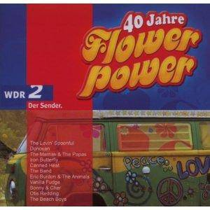 40 Jahre Flower Power - Cover