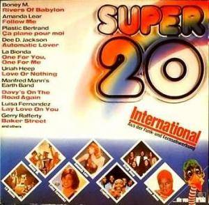 Super 20 International - Cover