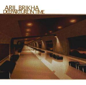 Cover - Aril Brikha: Deeparture In Time