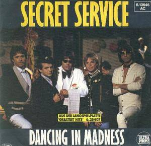 Secret Service: Dancing In Madness - Cover