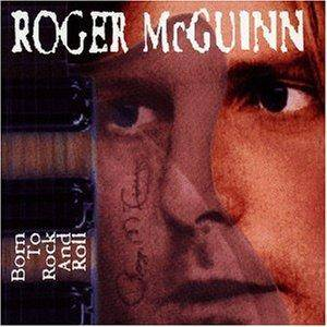 Roger McGuinn: Born To Rock And Roll - Cover