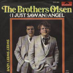 Cover - Olsen Brothers: I Just Saw An Angel