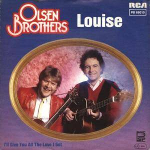 Cover - Olsen Brothers: Louise
