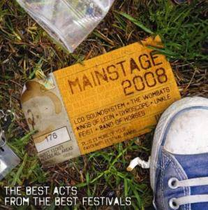 Mainstage 2008 - Cover