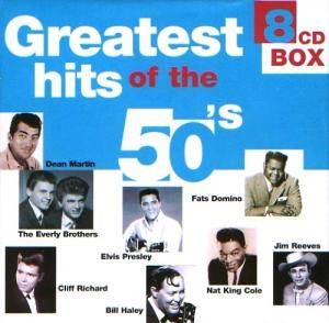 Cover - Don Lang: Greatest Hits Of The 50's