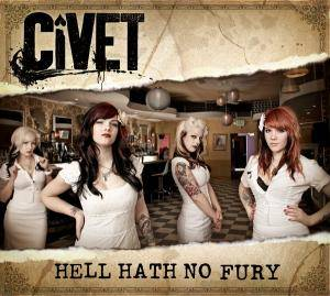 Civet: Hell Hath No Fury - Cover