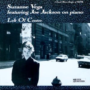 Suzanne Vega: Left Of Center - Cover