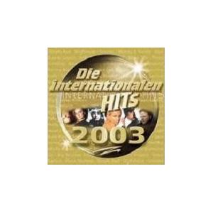 Internationalen Hits 2003, Die - Cover
