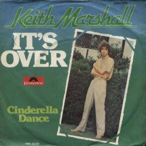 Cover - Keith Marshall: It's Over