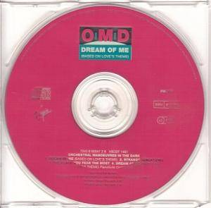Orchestral Manoeuvres In The Dark: Dream Of Me (Based On Love's Theme) (Single-CD) - Bild 3