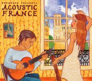 Cover - Rose: Putumayo Presents Acoustic France