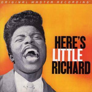 Little Richard: Here's Little Richard - Cover