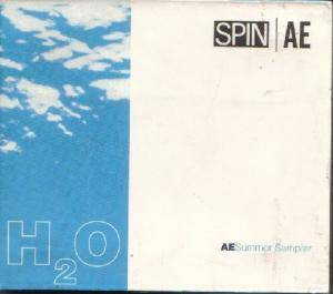 SPIN | AE: H²O - AE Summer Sumpler - Cover
