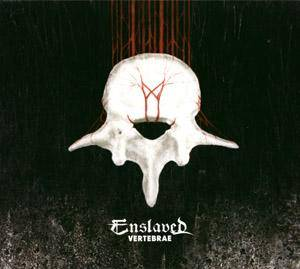 Enslaved: Vertebrae - Cover