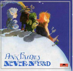 Pink Fairies: Never Neverland - Cover