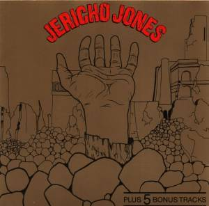 Jericho Jones: Junkies Monkeys & Donkeys - Cover