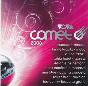 Comet 2008 - Cover