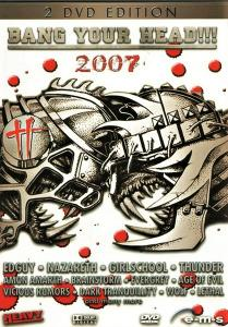 Bang Your Head!!! 2007 - Cover